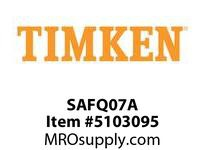 TIMKEN SAFQ07A Split CRB Housed Unit Component