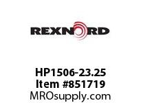 REXNORD HP1506-23.25 HP1506-23.25 HP1506 23.25 INCH WIDE MATTOP CHAIN