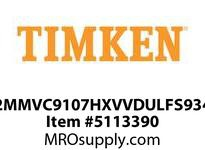 TIMKEN 2MMVC9107HXVVDULFS934 Ball High Speed Super Precision