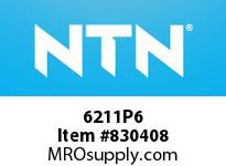 NTN 6211P6 Medium Size Ball Brg(Standard)