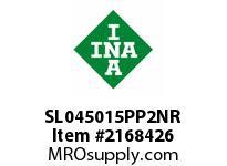 INA SL045015PP2NR Cylindrical roller bearing-full com