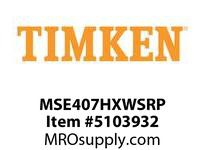 TIMKEN MSE407HXWSRP Split CRB Housed Unit Component