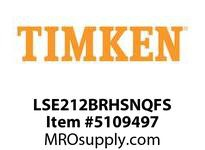 TIMKEN LSE212BRHSNQFS Split CRB Housed Unit Assembly