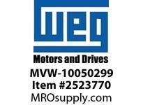 WEG MVW-10050299 Signal Cbl Set MVW01-A-D DC-DC Drives