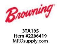 Browning 3TA195 SPLIT TAPER A SHEAVES