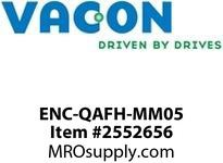 Vacon ENC-QAFH-MM05 Vacon100 MM5 Auxiliary Frame Heater option Option