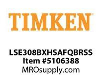 TIMKEN LSE308BXHSAFQBRSS Split CRB Housed Unit Assembly