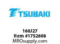 US Tsubaki 160J27 160J27 QD SPKT HT