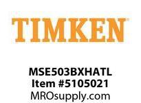 TIMKEN MSE503BXHATL Split CRB Housed Unit Assembly
