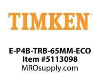 TIMKEN E-P4B-TRB-65MM-ECO TRB Pillow Block Assembly