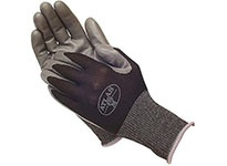 ATLAS GLOVE NT370BBKM MEDIUM BLK NITRILE GLOVE (PAIR)