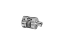 Ringfeder DKN 15 L=30 SPECIFY H1_H2 BORE_KEY WITH ORDER Metal bellows coupling