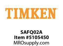 TIMKEN SAFQ02A Split CRB Housed Unit Component
