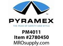 Pyramex PM4011 Electronic Ear Muff-NRR 20db- 3.5 mm jack to connect to MP3