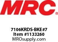 MRC 7106KRDS-BKE#7 ABEC-7 PRECISION BALL BRG