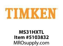 TIMKEN MS31HXTL Split CRB Housed Unit Component