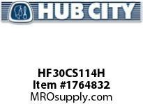 HubCity HF30CS114H HUB HF30X1-7/8 HUBFLEX Coupling Component