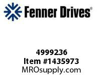 Fenner Drives 4999236 Clear 85 T 10mm