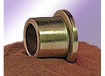BUNTING EXEF030505 3/16 x 5/16 x 5/16 SAE841 PTFE Oil Flange Bearing SAE841 PTFE Oil Flange Bearing