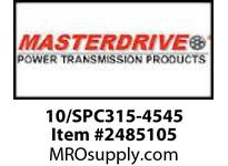 MasterDrive 10/SPC315-4545