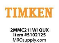 TIMKEN 2MMC211WI QUX Ball P4S Super Precision