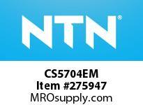 NTN CS5704EM CYLINDRICAL ROLLER BRG