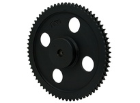 D80C76 C-Hub Double Roller Chain Sprocket