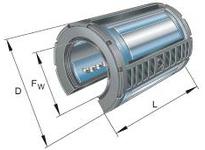INA KSO40PP Max? linear aligning ball bearing