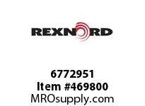 REXNORD 6772951 G4ADBZC163 163.DBZC.CPLG CB SD