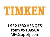 TIMKEN LSE212BXHSNQFS Split CRB Housed Unit Assembly