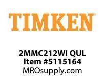 TIMKEN 2MMC212WI QUL Ball P4S Super Precision