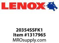 Lenox 20354SSFK1 UTILITY KNIVES-SSFK1 FIXED BLADE KNIFE