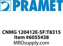 CNMG 120412E-SF:T8315