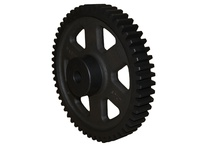 C555 Spur Gear 14 1/2 Degree Cast Iron