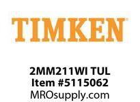 TIMKEN 2MM211WI TUL Ball P4S Super Precision