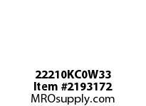 PTI 22210KC0W33 SPHERICAL ROLLER BEARING