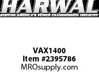 Harwal VAX1400 VAX-1400 NBR V-RING