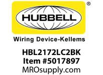HBL_WDK HBL2172LC2BK LOAD CTRL HGR FULL CTRL 15A 5-15R BK