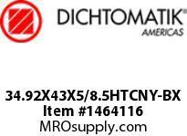 Dichtomatik 34.92X43X5/8.5HTCNY-BX DISCONTINUED