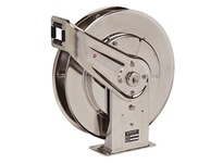 ReelCraft 7800 OLS-S HOSE REEL- 1/2 X 50FT ALL SS INCL LATCH PARTS