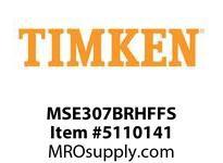 TIMKEN MSE307BRHFFS Split CRB Housed Unit Assembly