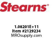 STEARNS 108201202138 BRK-BRS/RHTRSSNO HUB 236555