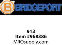 "Bridgeport 913 6"" rigid pipe strap"