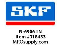 SKF-Bearing N-6906 TN