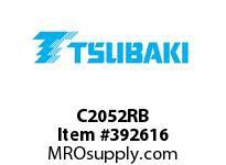 US Tsubaki C2052RB C2052 RIVETED LG
