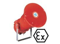Pfannenberg 32085800000 BExDS 110E-C 24V DC Explosive Area 32 Tone Sounder 110 dB (A) 24 VDC Ex-Sounder (zone 1/21)