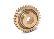 BOSTON 13722 DB1260A BRONZE WORM GEARS