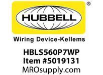 HBL_WDK HBLS560P7WP IECPLUG4P5W60A 277/480V4X/IP69PILOT