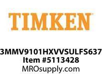 TIMKEN 3MMV9101HXVVSULFS637 Ball High Speed Super Precision