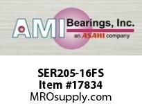 AMI SER205-16FS 1 NORMAL WIDE CYL O.D. SET SCREW FR CAGE